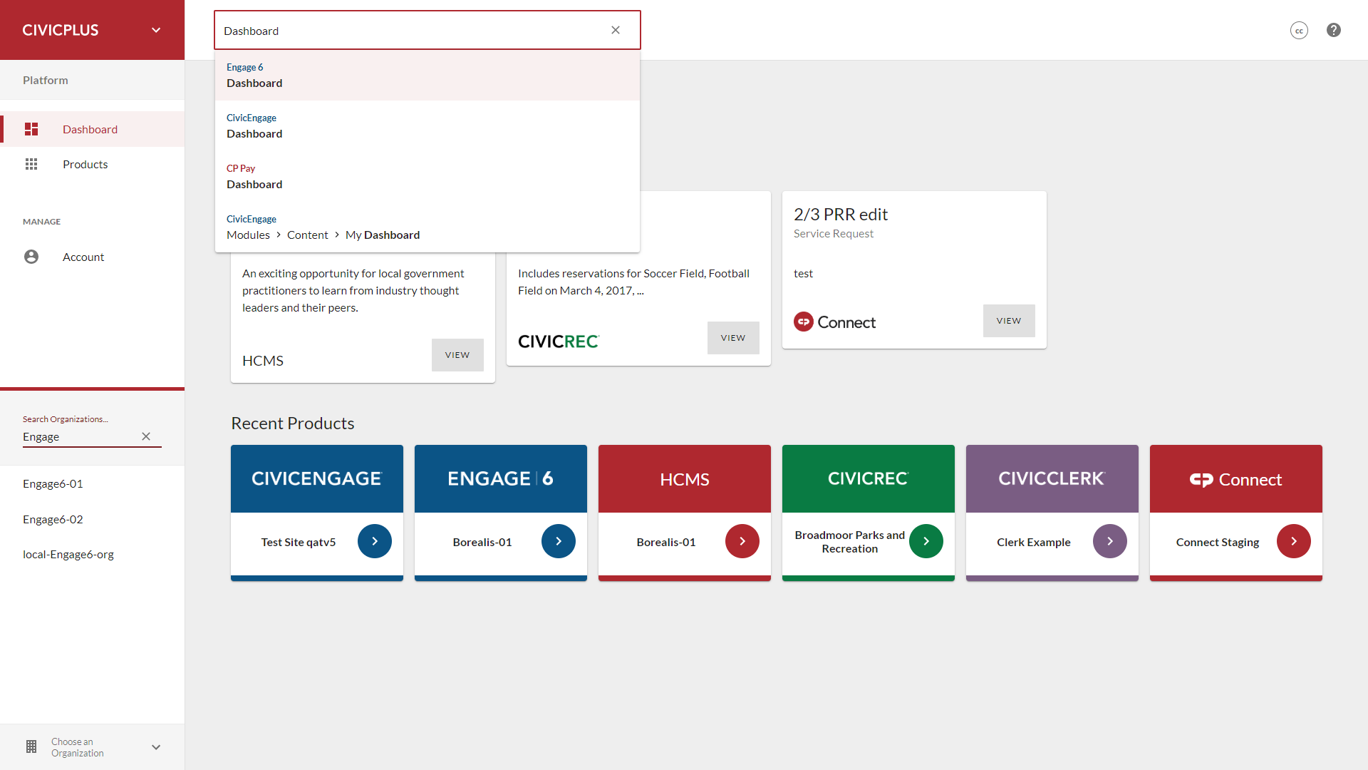 CivicPlus Platform Preview Image